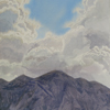 Montenegro. Clouds over mountains, 2010