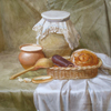Country still-life, 2009