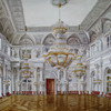 Copy of Ukhtomsky K.A. work Views of halls in Winter Palace, 2009 30.5x42.3 cm; картина не продается