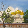Kostroma. Church of Ipatiev monastery, 2007