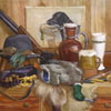 Still life of hunter, 2011