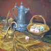 Still life with Turkish delight, 2007