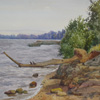 Volga. Peaceful nook, 2006