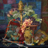 Oriental still life, 2008 105x82 см; this picture is not for sale